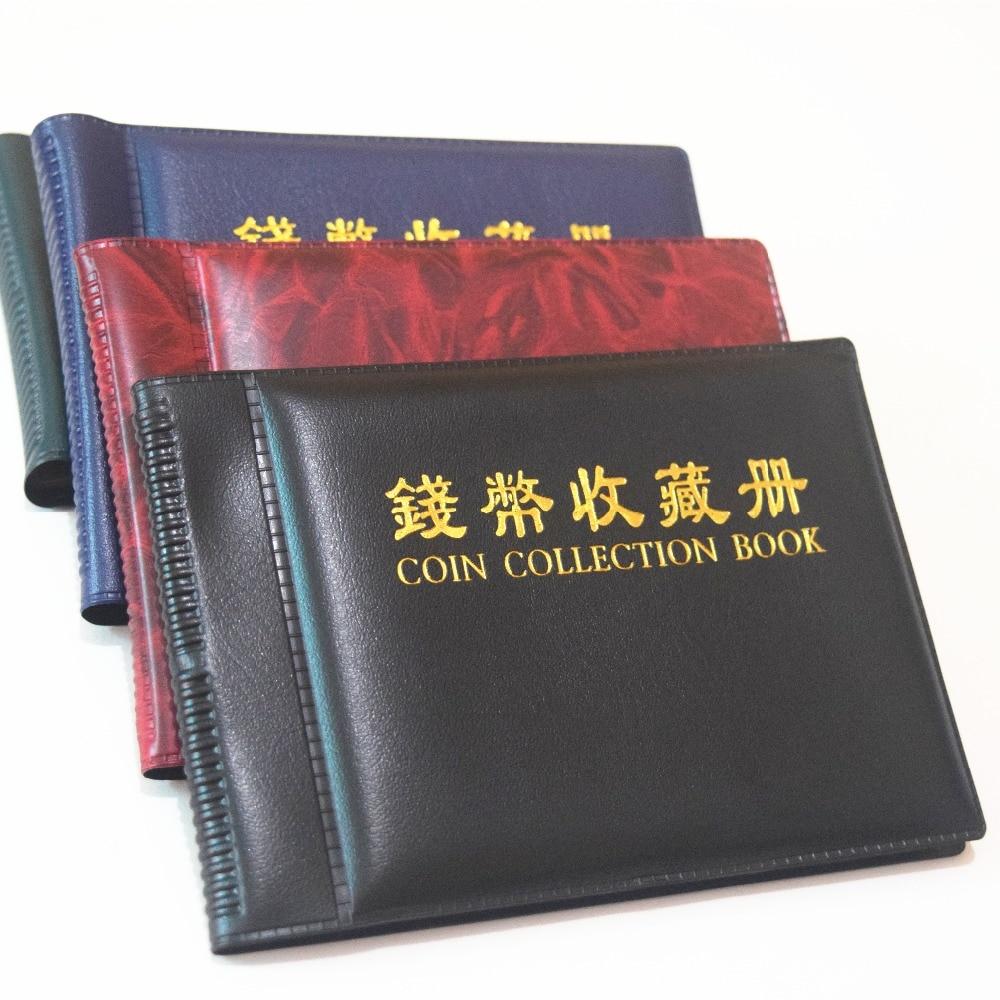 [해외]/Money Penny Pockets 60 Holders Collection Storage Coin Album Book