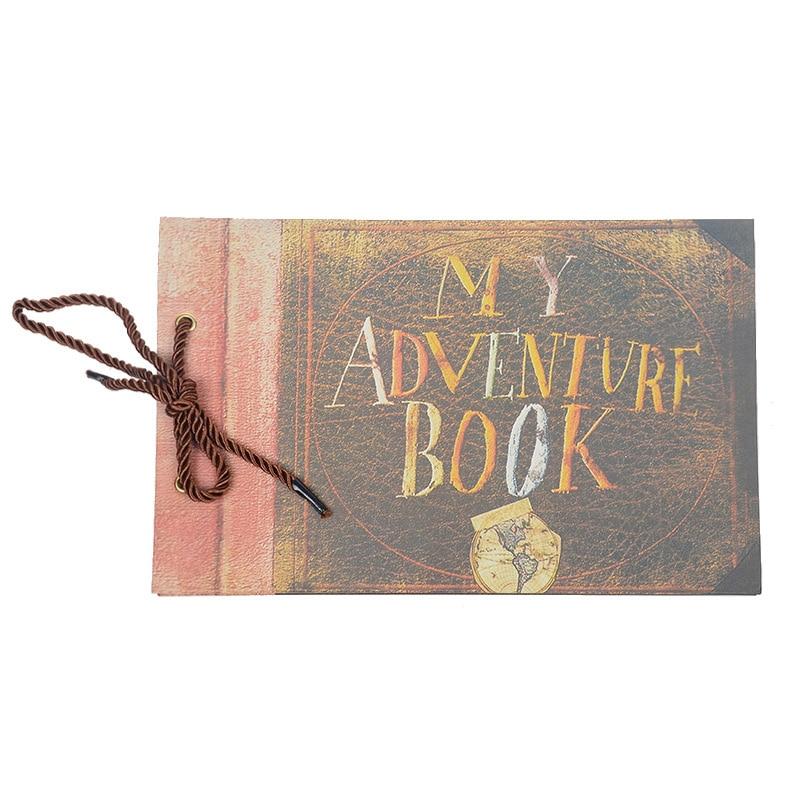 [해외]Our Adventure Book Pixar Up Handmake Diy Family Scrapbook Photo Album Scrapbook/Our Adventure Book Pixar Up Handmake Diy Family Scrapbook Photo Al