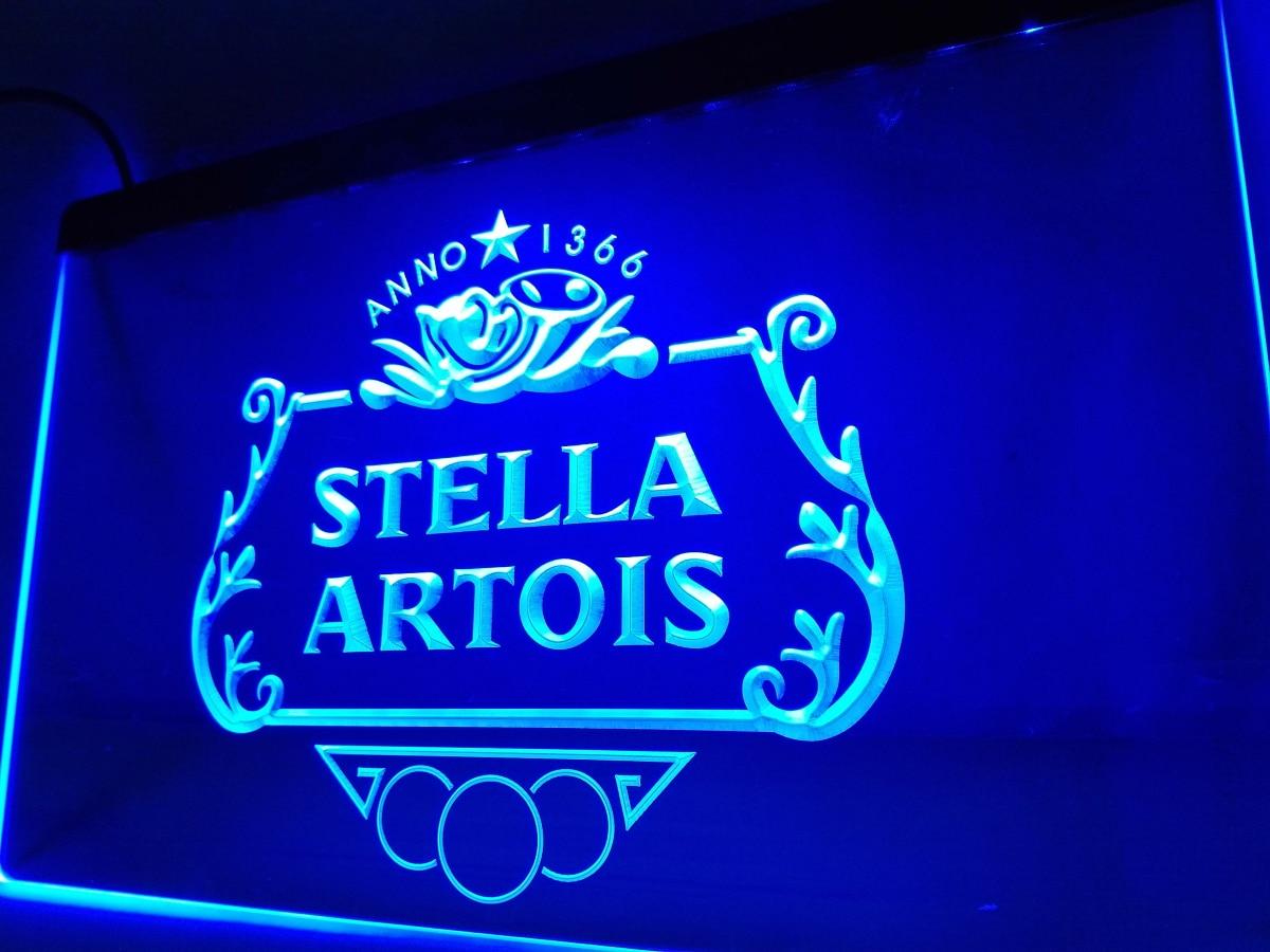 [해외]Le075-새로운 스텔라 artios anno 1366 바 led 네온 불빛 홈 장식 공예품/Le075-새로운 스텔라 artios anno 1366 바 led 네온 불빛 홈 장식 공예품