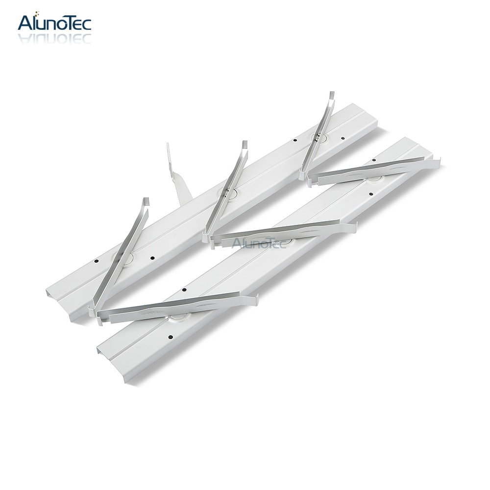 [해외]Aluno SF-400 6 인치 클립 5 블레이드 720mm 루버 창틀/Aluno SF-400 6 Inch Clip 5 blades 720mm  Louver Window Frame