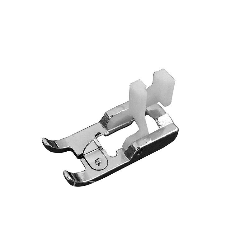 [해외]1 pcs 가정용 다기능 재봉틀 발 금속 범용 플랩 프레 서 노루발 재봉틀 액세서리