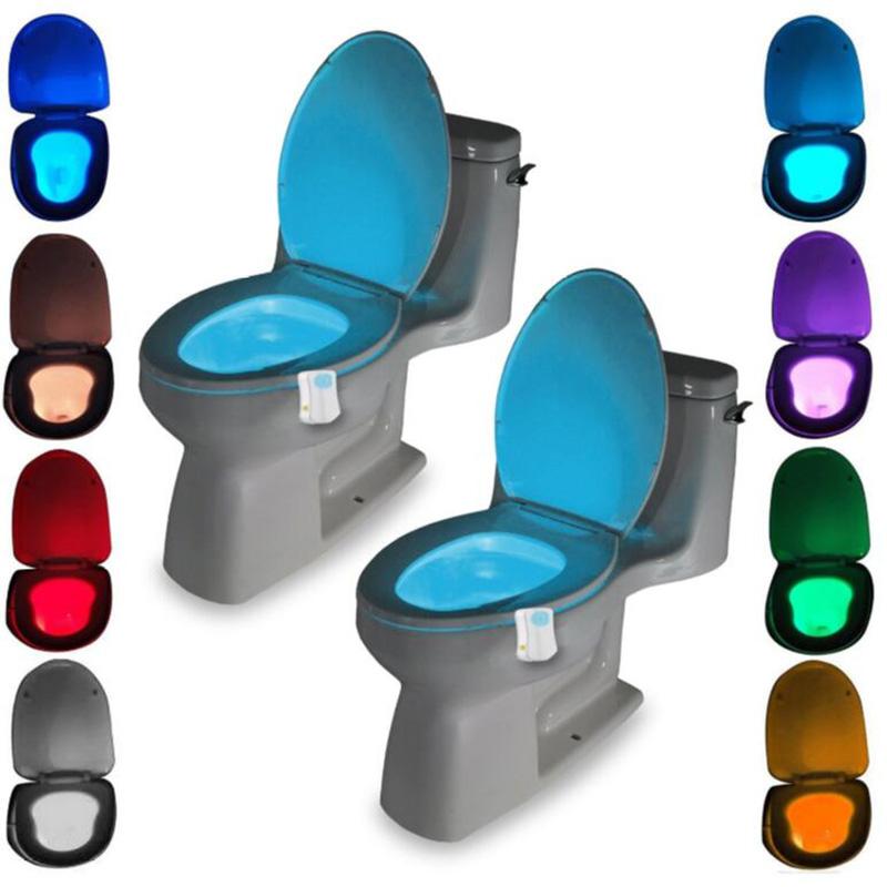 [해외]Washingroom 욕실 액세서리 모션 그릇 화장실 조명 활성화 켜기/끄기 조명 좌석 센서 램프 야간 조명 좌석 조명/Washingroom 욕실 액세서리 모션 그릇 화장실 조명 활성화 켜기/끄기 조명 좌석 센서 램프 야간 조명 좌석 조명