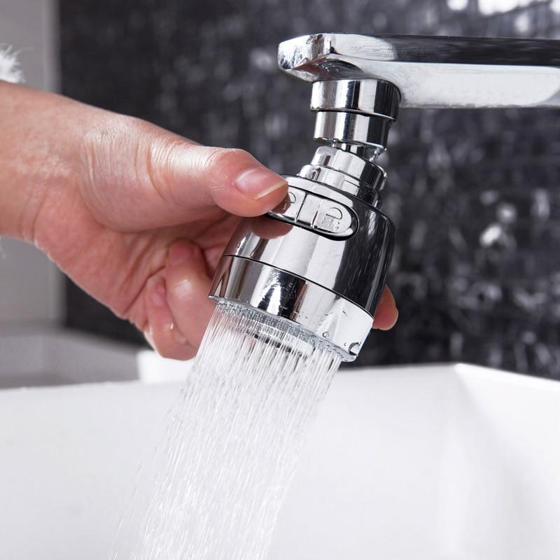 [해외]360 Rotary Kitchen Faucet Bathroom Spray Shower Filter/360 Rotary Kitchen Faucet Bathroom Spray Shower Filter