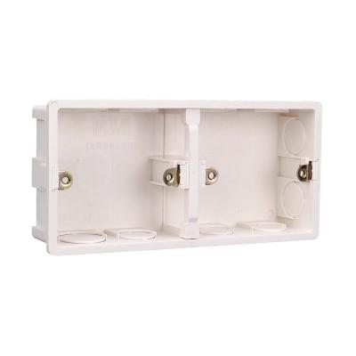 [해외]이중 행 스위치 panelc 숨겨진 상자 하단 상자 내장 스위치 상자 유형 86 스위치 패널 일반 모델/이중 행 스위치 panelc 숨겨진 상자 하단 상자 내장 스위치 상자 유형 86 스위치 패널 일반 모델