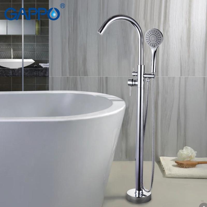 [해외]GAPPO Bathtub Faucets bathroom faucet bathroom taps Brass bathtub mixer bath mixer sink faucet waterfall faucet/GAPPO Bathtub Faucets bathroom fau