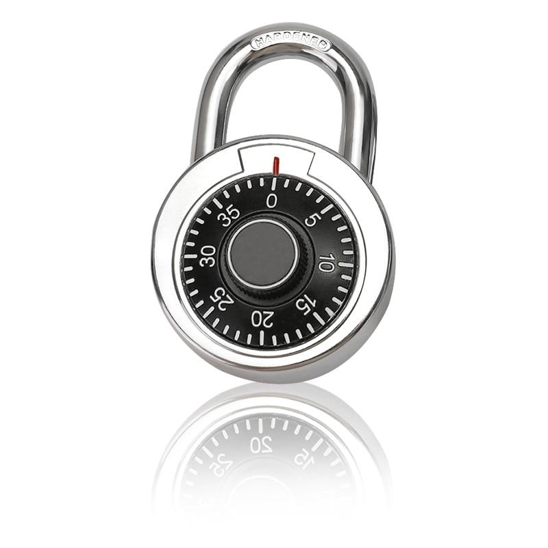 [해외]로타리 자물쇠 자리 조합 코드 잠금 안전 라운드 다이얼 번호 수하물 가방 보안 자전거 가방 서랍 캐비닛 45mm/로타리 자물쇠 자리 조합 코드 잠금 안전 라운드 다이얼 번호 수하물 가방 보안 자전거 가방 서랍 캐비닛 45mm