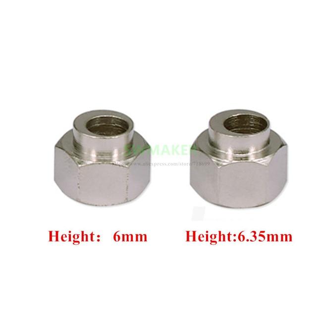 [해외]10pcs 6mm/6.35mm Eccentric Spacer bore 5mm for Openbuilds Reprap 3D printer OX/Shapeoko CNC DIY parts/10pcs 6mm/6.35mm Eccentric Spacer bore 5mm f