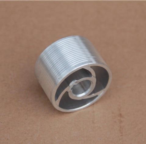 [해외]2pcs/lot Diameter:49mm  255 Aluminum Sawing Machine Belt Wheel pulley Electric accessories/2pcs/lot Diameter:49mm  255 Aluminum Sawing Machine Bel