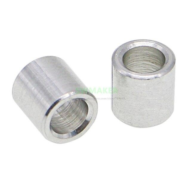 [해외]10pcs stainless steel eccentric spacer height 8.3mm for creality CR-10/Ender-3/3S 3D printer upgrade parts/10pcs stainless steel eccentric spacer