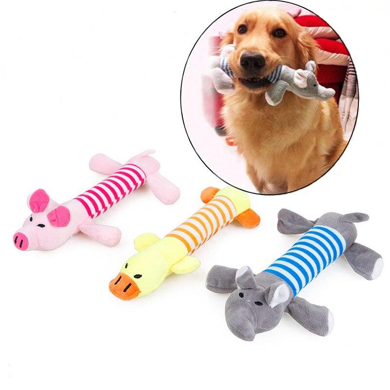 [해외]Petfangfang Pet Squeak Chew Toys for Dogs and Cats Plush Squeaky Pet Products Poppy Play Teething Accessories/Petfangfang Pet Squeak Che