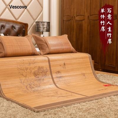 [해외]어 인쇄 1.5 / 1.8 대나무 매트 100 % 천연 대나무 제조, 자연의 편안 여름 매트리스/Chinese printing 1.5/1.8 bamboo mat 100% natural bamboo manufacturing, natural comfort summe