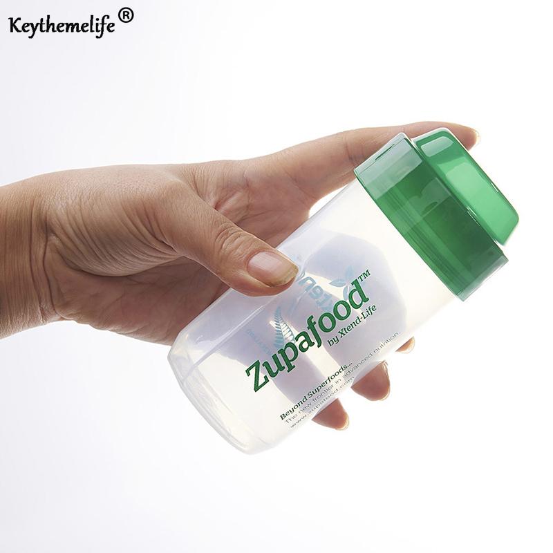 [해외]Keythemelife 250ml 음료 믹서 단백질 파우더 셰이커 병 누수 방지 셰이커 워터 병 병 병 D4/Keythemelife 250ml Drink Mixer Protein powder shaker bottle Leakproof Shaker water Bo