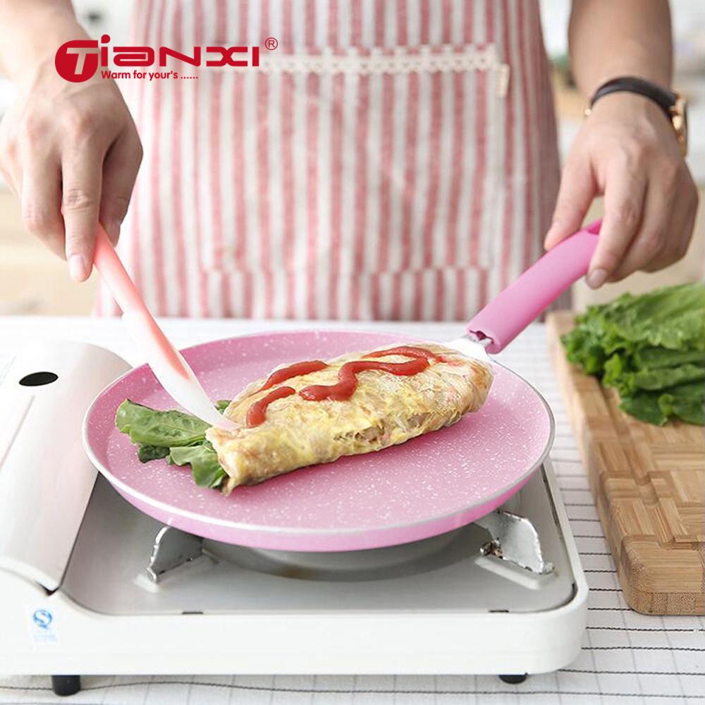 [해외]20 / 24 / 28cm 프라이팬 프라이팬 프라이 팬 스틱 프라이팬 홈 미니 프라이드 계란 파 계란 버거 만두 냄비 몰드 오믈렛 유물 PDG15/20/24/28cm Pans Fried Egg Pan Non-Stick Pans Home Mini Fried Egg