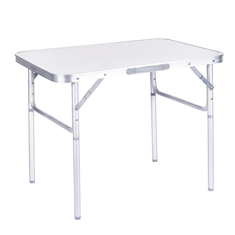 [해외]금속 알루미늄 야외 휴대용 접는 피크닉 테이블 알루미늄 합금 MDF 보드 리프팅 가정용 테이블/Metal Aluminum Outdoor Portable Folding Picnic Table Aluminum Alloy MDF Board Lifting Househo