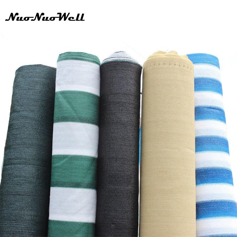 [해외]6 바늘 HDPE 그늘 세일 튼튼한 그물 안티 UV 옥외 식물 일광 야드 베란다 지붕 자동차 커버 네트 90 % 태양 차광 율/6 Needdle HDPE Shade Sails Thickened Nets Anti-UV Outdoor Plant Sunshade Ya