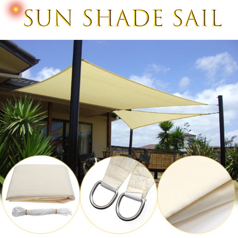 [해외]2.4 * 2.4m 광장 반대로 자외선 태양 음영 뜰을 만들기 그물 안마 태양 스크린 발코니 그늘 옥외 그늘 돛/2.4*2.4m square anti ultraviolet sun shading  gardening net Courtyard sun screen Th