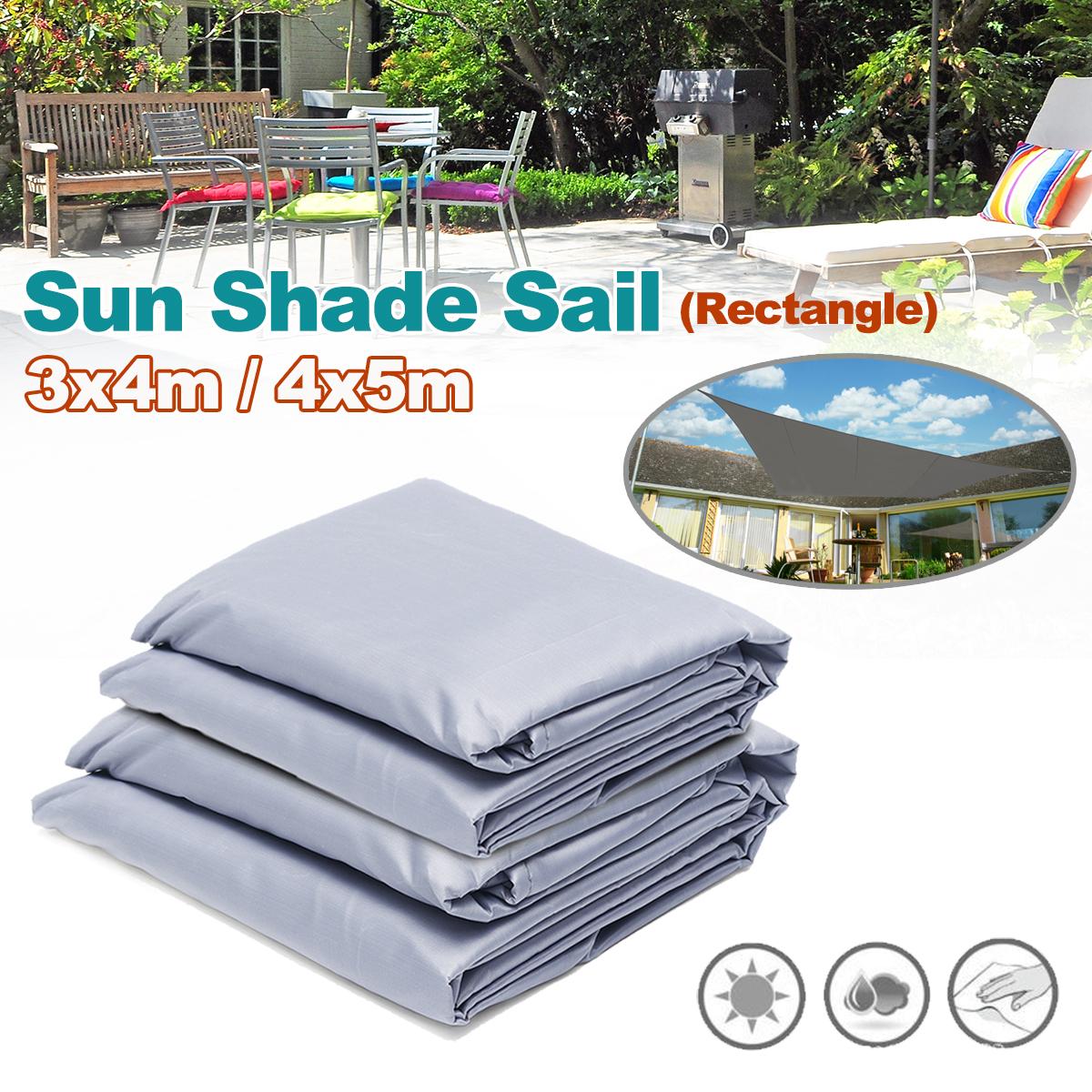 [해외]야외 정원 테이블에 대 한 3 x 4m / 4 x 5m 방수 UV- 저항 가구 직사각형 먼지 커버/3x4m/4x5m Waterproof UV-resistant Furniture Rectangle Dust Cover For Outdoor Garden Table