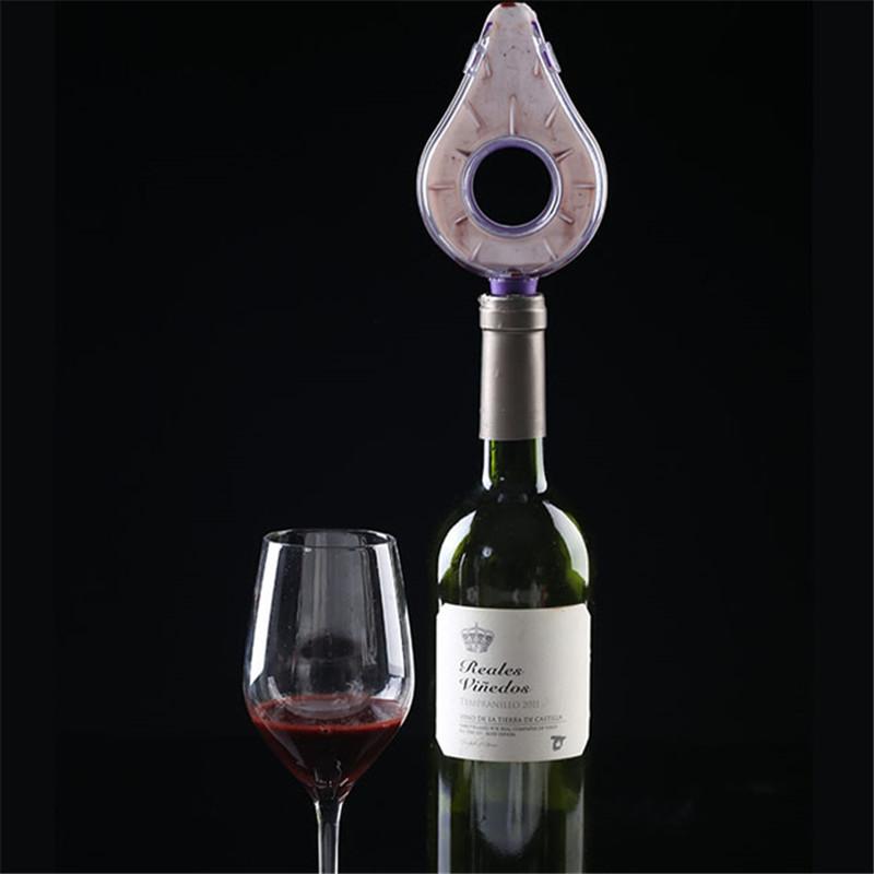 [해외]New Arrival Mini Decanter Red Wine Aerator V Style Magic Decanter Red Wine Aerator Filter Air Intake Pour Pourer KO872487/New Arrival Mini Decante
