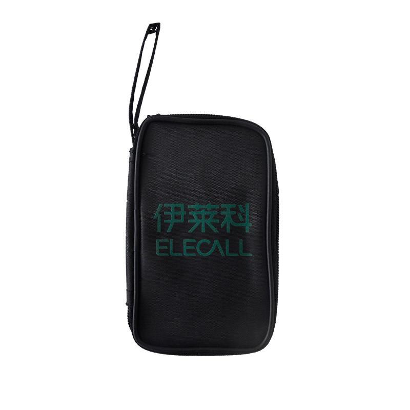 [해외]디지털 멀티 미터 공구 키트 용 ELECALL MK72 도구 가방 ELE-B05 나일론 파우치 다목적 도구 가방/ELECALL MK72 tool bag for digital multimeter tool kit ELE-B05 black multi-purpose t