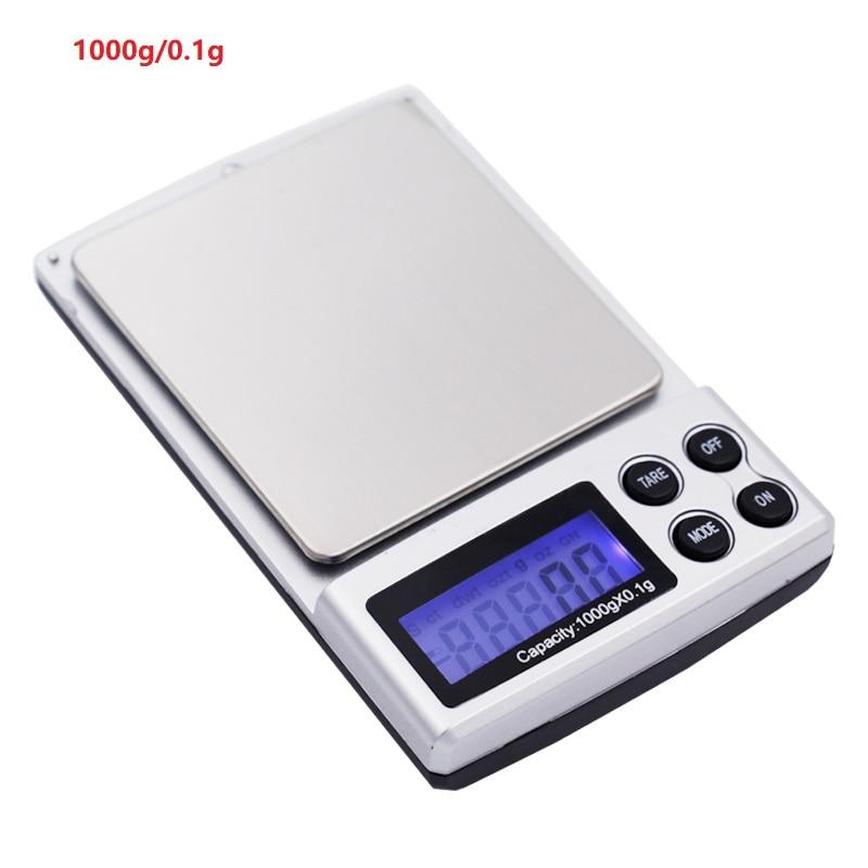 [해외]무료 dhl 페덱스 50 조각 포켓 lcd 미니 전자 디지털 균형 무게 스케일 0.1g/1000g/무료 dhl 페덱스 50 조각 포켓 lcd 미니 전자 디지털 균형 무게 스케일 0.1g/1000g