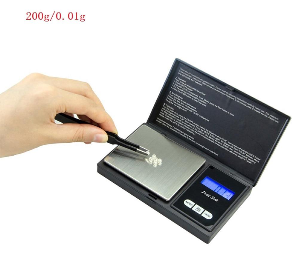 [해외]  200pcs/lot Details mini electronic Jewelry scale weighing scale 200g/0.01g digital scale/  200pcs/lot Details mini electronic Jewelry scale weig