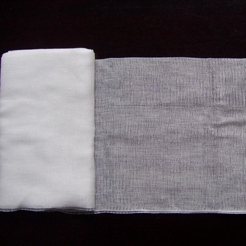 [해외]4 Yard Bleached Width Gauze Cheesecloth Fabric Muslin Cheese ClothesDIY Kitchen Cheese Tools/4 Yard Bleached Width Gauze Cheesecloth Fabric Muslin