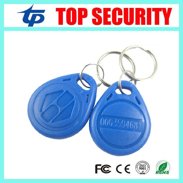 [해외]카드 독자를10pcs 많은 RFID 열쇠 fob 125KHZ RFID 카드 TK4100 EM4100 열쇠 고리 근접 카드 열쇠/10pcs a lot  RFID key fob 125KHZ RFID card TK4100 EM4100 key chain proximit