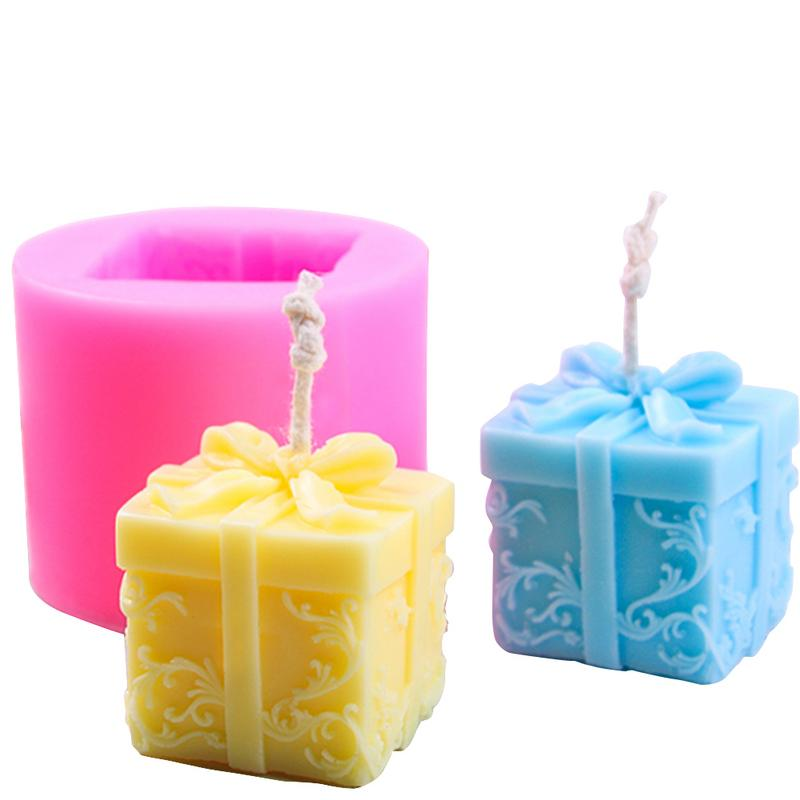 [해외] Christmas Gift Candle Mould Aroma Candle Gypsum Mold For DIY Soap Making/ Christmas Gift Candle Mould Aroma Candle Gypsum Mold For DIY Soap Makin