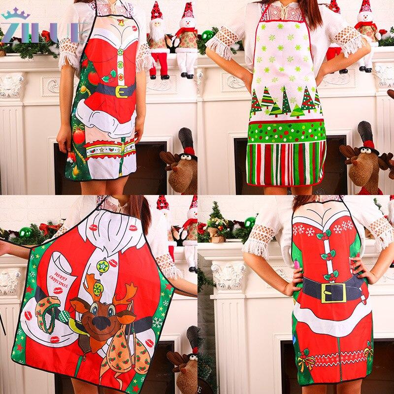 [해외]Zilue 1pcs/Lot Red Cartoon Christmas Girl Kitchen Supplies Home Supplies Party Ornament Christmas Decoration Kitchen Tool/Zilue 1pcs/Lot Red Carto