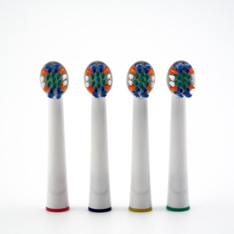 [해외] 4X Replacement Brush Heads YE625 For Braun oral B D12,D16,D29,D20,D32,OC20,D10513, DB4510k  3709 3757 D19 OC18 D811 D9525 D9511/ 4X Replacement B