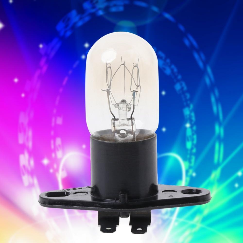 [해외]MEXI Eco-friendly Microwave Oven Global Light Lamp Bulb Base Design 250V 2A Replacement Universal For Midea For Galanz For Haier/MEXI Eco-friendly
