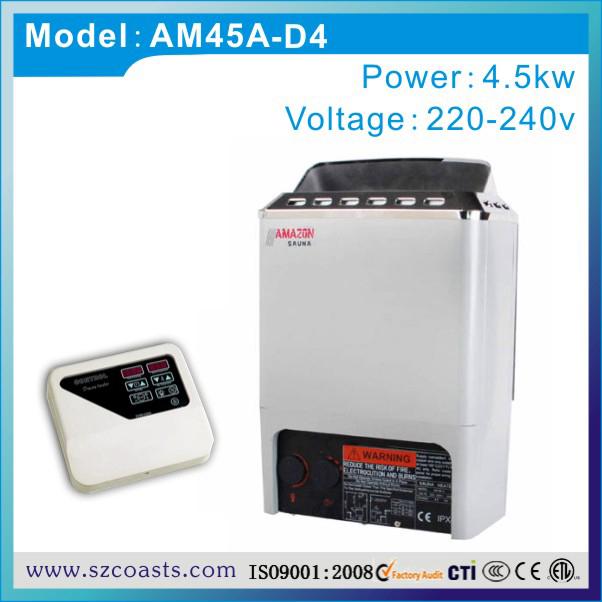 [해외]공장 가격 4.5kw 미니 사우나 스토브 사우나 히터 residental 사우나 roomCE/Factory price 4.5kw  mini sauna stove sauna heater for  residental sauna roomCE
