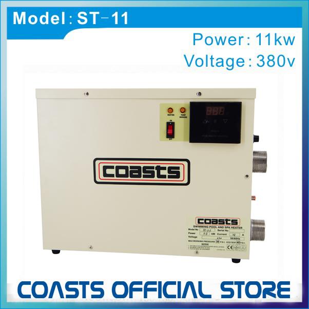 [해외]기본 제공 물 히터 11kw 380v SPA 히터/ORIGINAL COASTS WATER HEATER 11kw 380v SPA HEATER