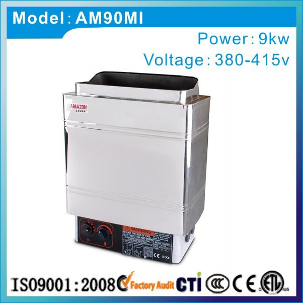 [해외]9kw 건식 사우나 히터 CE 가정용 /9kw dry sauna heater CE for home use Free shipping