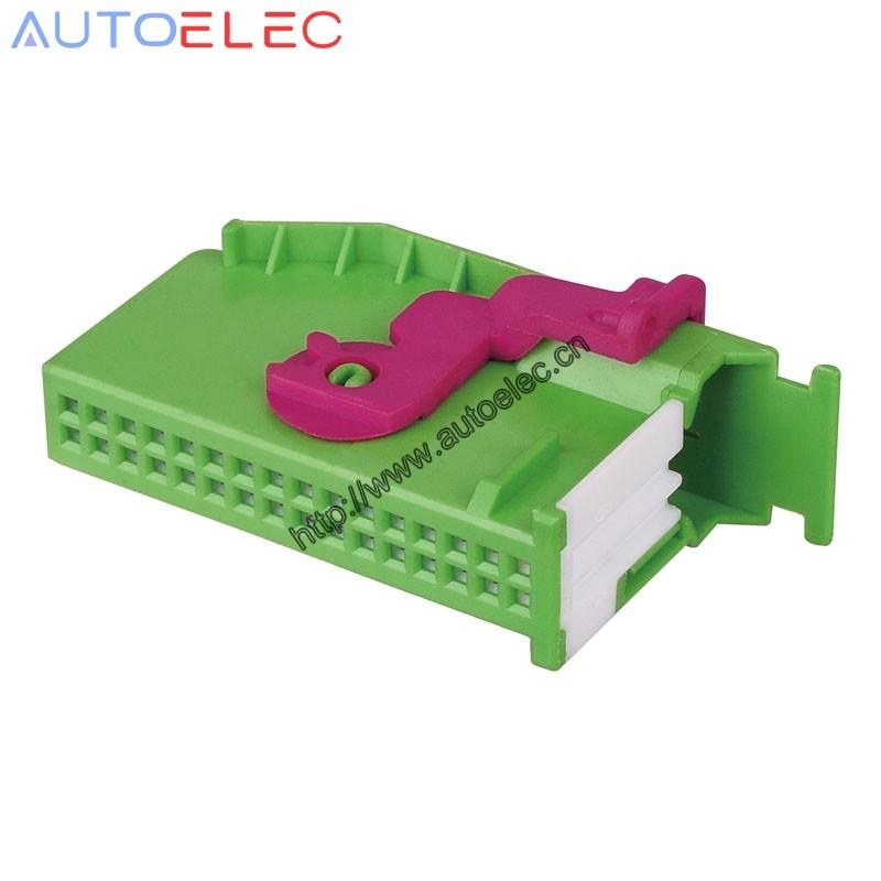 [해외]1Kits 1J0972977C 1719057-1 자동차 커넥터 계기판 대용 플러그 ECU 커넥터 ECU 커넥터 아우디 VW 시트 Skoda TYCO AMP/1Kits 1J0972977C 1719057-1 Automotive Connector ECU termina