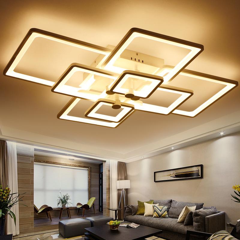 [해외]표면 장착 된 빛 현대 Led 천장 조명에 대 한 luminaria led 침실 설비 실내 홈 12 천장 조명/Surface Mounted Light Modern Led Ceiling Lights For Living Room luminaria led Bedroo