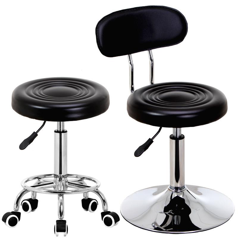 [해외]패션 회전식 리프팅 바 의자 3 색 옵션/Fashion rotary lifting bar chair 3 color optional