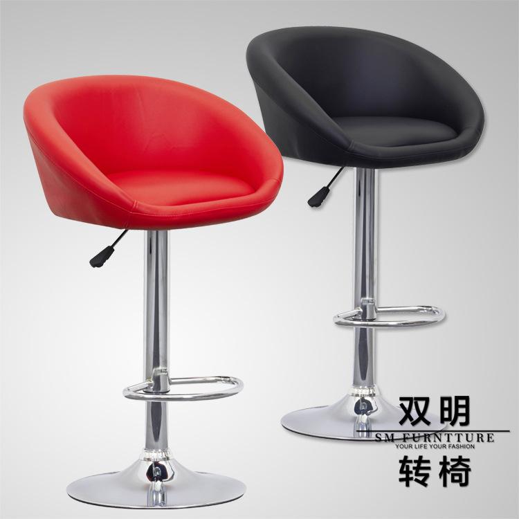 [해외]유럽 ??바 의자 높은 발 회전 의자 피질 바 의자 의자 의자 가구 리프트/The European bar chairs high foot swivel chair cortex bar chair stool stool household lift