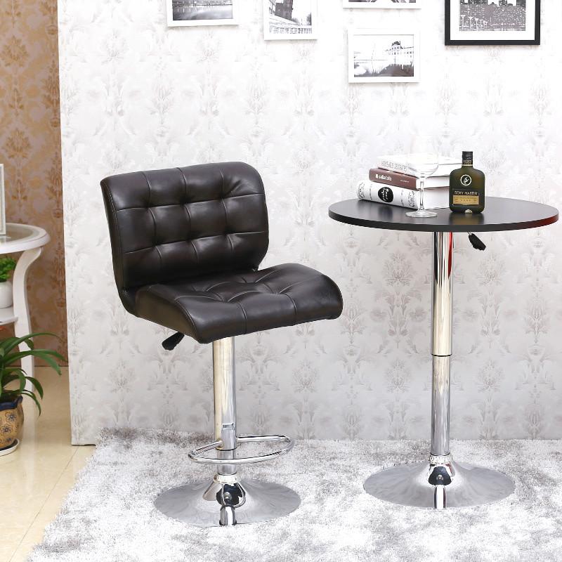 [해외]유럽 ??하이 엔드 레저 의자 다기능 회전식 등 받침 의자 바 바 의자를 해제하는/European high-end leisure chair multifunctional rotary chair backrest chairs are lifting bar bar cha