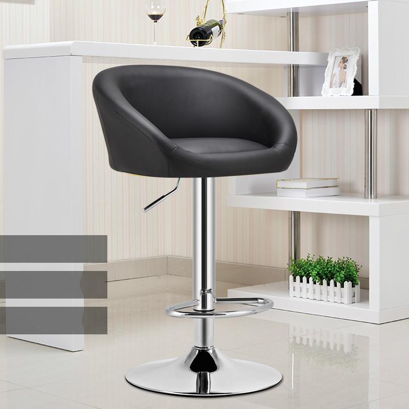 [해외]바 의자는 간단하게 들어 올리기 바 의자 프런트 데스크 직원 높은 의자 발 리프팅 의자/Bar chairs are simple lifting bar chairs the front desk cashier high chair foot lifting stool