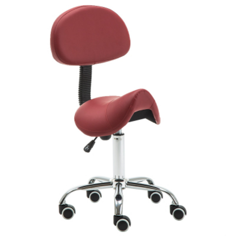 [해외]리프팅 회전 바 의자 상업용 이발 의자 Chairrestrest 다기능 페디큐어 의자 Stoo Salon Furniture/Lifting Rotating Bar chair Commercial Household Barber ChairBackrest Multifun