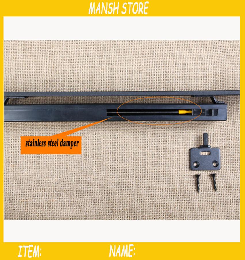 [해외]1 개 헛간 도어 버퍼 무거운 슬라이딩 도어 하드웨어 조용한 헛간 도어 범퍼 소프트 폐쇄 메커니즘 댐퍼/1 piece Barn Door Buffer Heavy Sliding Door Hardware Quiet Barn Door Bumper Soft Close M