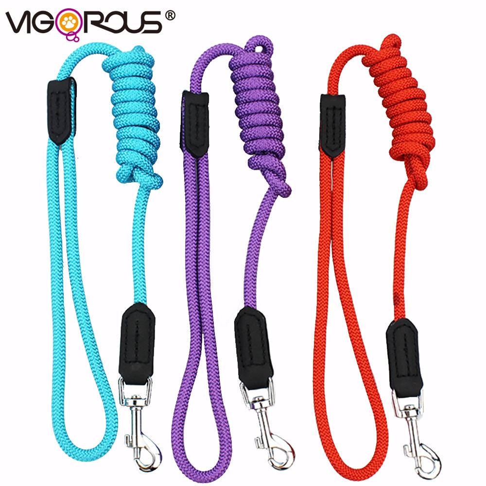 [해외]작은 개와 큰 개를애완견 개 끈과 목걸이 개와 가죽 끈을 달리는 전술적 인 큰 개 가죽 끈 애완 동물 제품 YS0014/Pet Dog Leash for Small and Large Dogs in Collars and Leads Tactical Big Dog Le