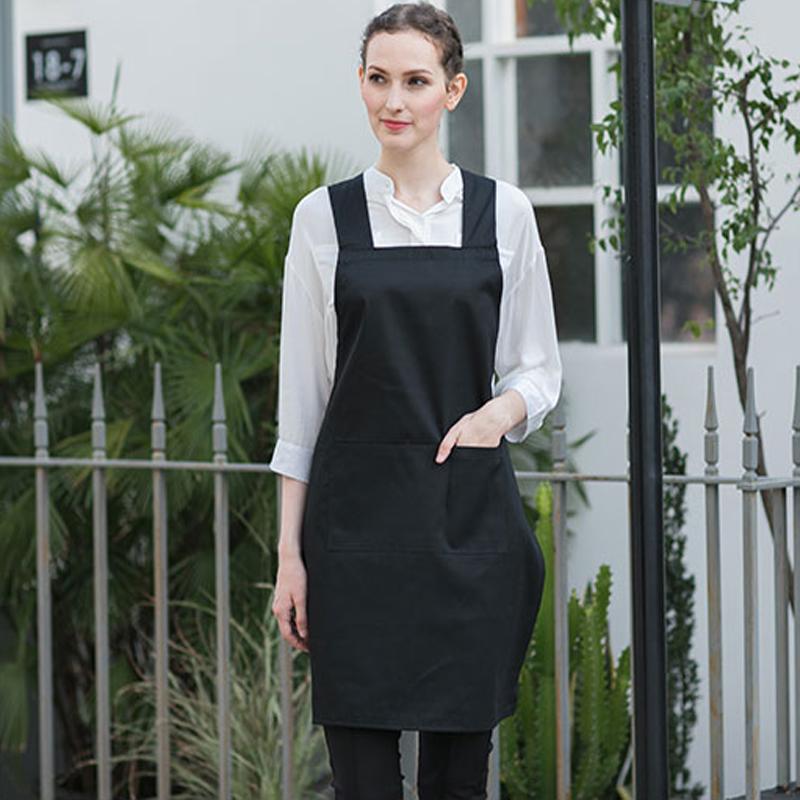 [해외]부엌 앞치마 여성 요리 못 미용사 슈퍼마켓 작업 수행자 방수 앞치마 로고 인쇄 사용자 정의/kitchen apron women cooking nail beautician supermarket work attendant waterproof aprons logo p