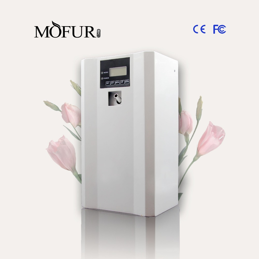 [해외]아로마 머신 1,000m3, 팬 디스펜서, 스페인 용 500ml 카트리지 공기 청정기, 전기 향기 향기 기계 2 대 / 롯트/Aroma Machine 1,000m3, Fan dispenser, for spain 500ml cartridge Air purifier