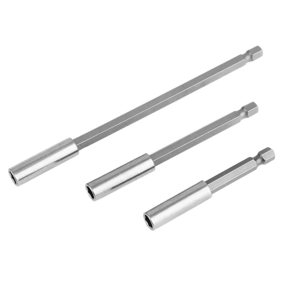 [해외]고품질 3pcs 육각형 생크 마그네틱 드릴 비트 확장 커넥터 3 가지 다른 유형 2017 상단/High quality 3pcs Hex Shank Magnetic Drill Bit Extension Connector 3 Different Types 2017 Top