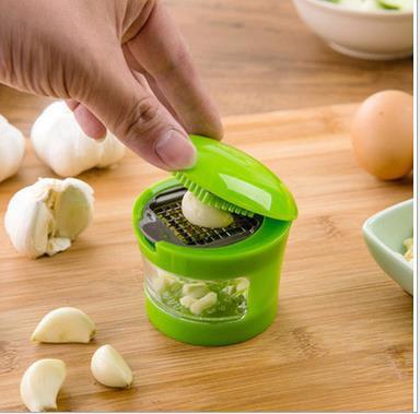 [해외]크리 에이 티브 주방 도구 미니 크기 마늘 초퍼 다기능 마늘 슬라이서 MesherBox/Creative Kitchen Tools Mini Size Garlic Chopper Multifunction Garlic Slicer MesherBox