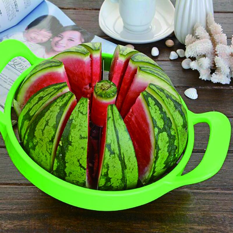 [해외]다기능 과일 야채 도구 양파 커터 수박 슬라이서 스테인레스 스틸 주방 도구 주방 용품 가제트/Multi-function Fruit Vegetable Tools Onion Cutter watermelon Slicer Stainless Steel Kitchen To