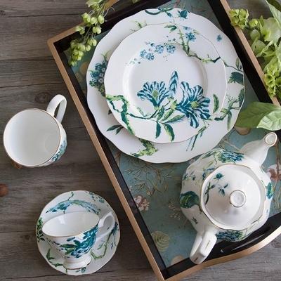[해외]첫 번째 15 세트  차 세트 세라믹 커피 컵 창조적 인 홍차 컵 세트/The first set of 15 China tea tea sets ceramic coffee cup creative Black Tea cup