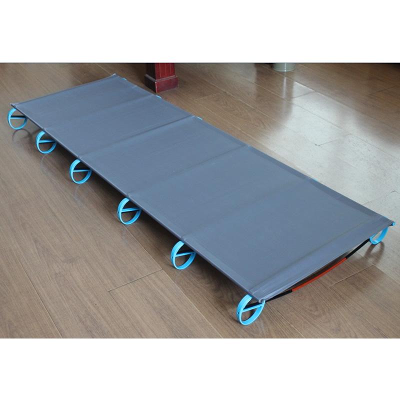 [해외]BRS 초경량 알루미늄 합금 접는 침대 휴대용 침대 야외 캠핑 침대 테이블/BRS Ultralight Aluminium Alloy Folding Bed Portable Bed Outdoor Camping Bed Table